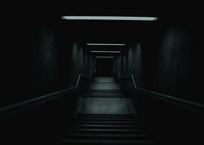 Creepy Stairway