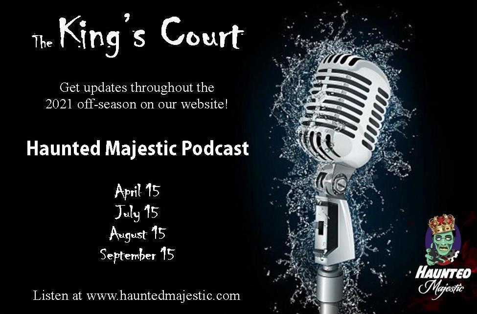 2021 Haunted Majestic Podcast